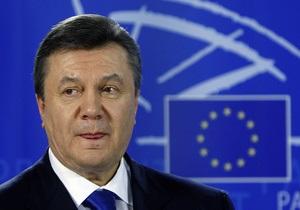 Янукович обещает решить в ближайшее время вопрос о присвоении Бандере Героя