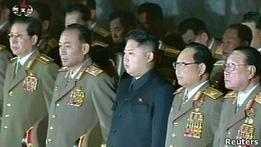 Телевидение КНДР намекает на возвышение дяди Ким Чен Уна