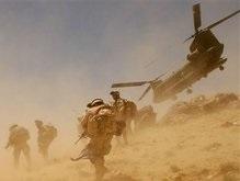 В Афганистане боевики Талибана сбили вертолет НАТО