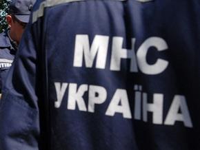 Под Киевом в вагончике сгорели двое человек