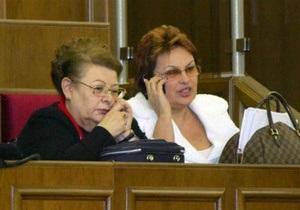 Турчинов уволил  правую руку  Тимошенко