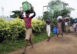 Эстония выделила пострадавшим в Кот-д Ивуаре 55 тыс евро