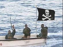 Сомалийские пираты захватили испанское судно