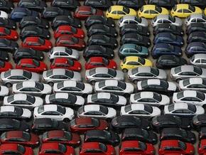 Производство легковых авто в Украине сократилось на 84%