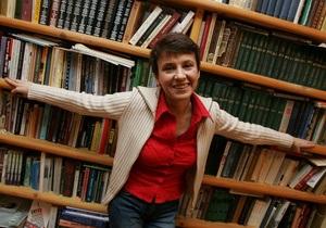 Корреспондент: Человек слова. Интервью с писательницей Оксаной Забужко