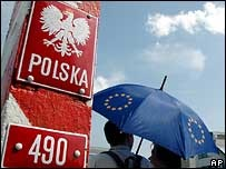 Переговоры властей с польскими таможенниками провалились