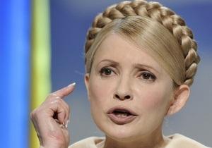 Страсти по газу: Тимошенко хочет встретиться с Януковичем в суде