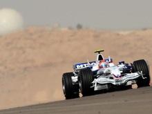 Гран-при Бахрейна: Кубица выигрывает поул