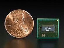 Intel презентовала двухъядерный энергосберегающий процессор Atom
