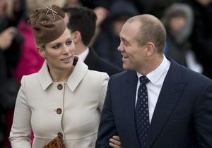 Внучка Елизаветы II и ее муж-рэгбист объявили, что ожидают рождения первенца