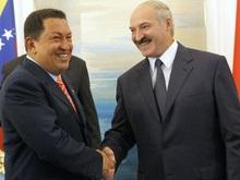Чавес объявил Венесуэлу родиной Лукашенко