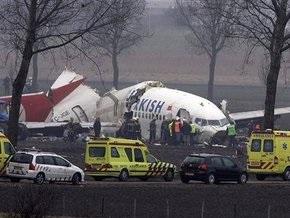 Число раненых при крушении самолета в аэропорту Амстердама возросло до 80 человек