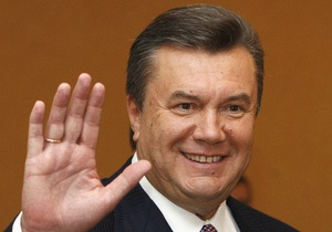 В воскресенье Янукович отправляется в Брюссель