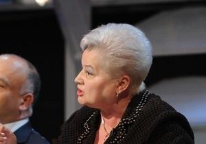 Коммунистка назвала позором отсутствие женщин в Кабмине Азарова