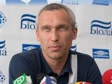 Протасов рассказал о новобранцах Днепра