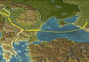 Украина предлагает альтернативу Южному потоку