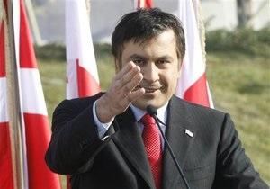 Саакашвили: Будущее Грузии зависит от успехов НАТО в Афганистане