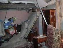 Названа предварительная причина взрыва газа в жилом доме в Дрогобыче