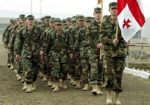 Грузия отправит второй батальон в Афганистан