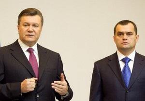 Янукович: Те, кто грабит государство, будут возвращать деньги с большими санкциями