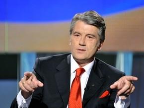Ющенко считает, что газовые договоренности с Россией  делают нас колонией
