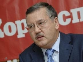 Гриценко: Чиновников нужно проверять взятками