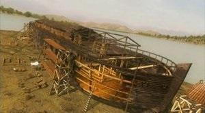 Китайские ученые утверждают, что нашли Ноев Ковчег
