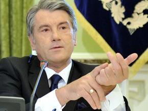 Ющенко о Януковиче и Тимошенко: Тому или другому подал руку - считай пальцы