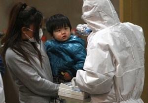 В Украине концентрация радионуклидов с Фукусимы-1 составляет доли процента от нормы