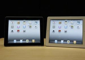 Apple отложила выход планшета iPad 2 в Японии из-за землетрясения