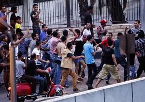 Египетские военные убили не менее 120 сторонников Мурси, заявляют Братья-мусульмане