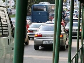 Днепровский спуск в Киеве откроют для проезда