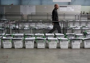 В независимом Косово впервые проходят парламентские выборы