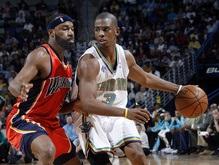 NBA: Хорнетс остановлены