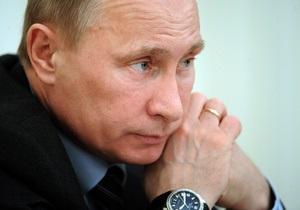 Reuters:  Галерный раб  Путин утонул в роскоши, утверждают критики