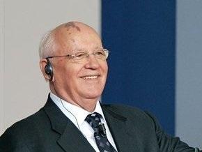 Горбачев сравнил Единую Россию с худшей версией КПСС