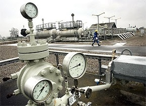 В Винницкой области загорелся газопровод