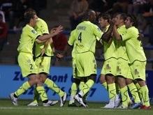 Французская Лига 1: Лион побеждает в Валансьене