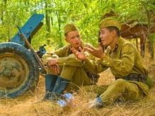 Одесская киностудия начала съемки военной драмы Сорокапятка