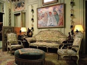 Christie s выставляет уникальную коллекцию Ива Сен-Лорана и Пьера Берже