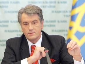 Опрос: В президентской гонке Ющенко уже шестой