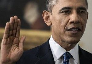 Обама: американские войска покинут Афганистан в 2014