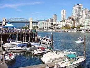 Канадский Ванкувер признан самым комфортным городом мира