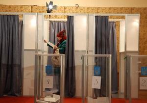 Милиция назвала наиболее часто фиксируемое нарушение на местных выборах