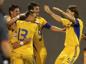 uasport.net представляет матч Украина - Казахстан