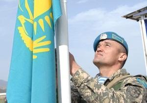 Новое ЧП на границе Казахстана: 11 солдат самовольно покинули заставу