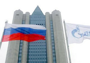 Новости России - Акции Газпрома растут на фоне сообщения о сотрудничестве с Китаем