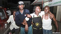 В Кении произошел взрыв, о вероятности чего говорили США