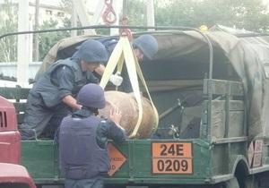 новости Одессы - авиабомба - В Одесской области из-за 500-килограммовой авиабомбы времен ВОВ эвакуировали 300 человек