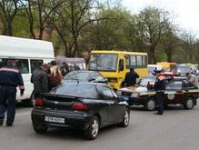 Жительница Николаева сбила на пешеходном переходе четверых человек